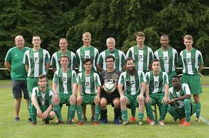 1. Mannschaft Pokal 2019